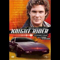 Knight Rider DVD - Season Four