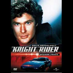 Knight Rider DVD - Season Three